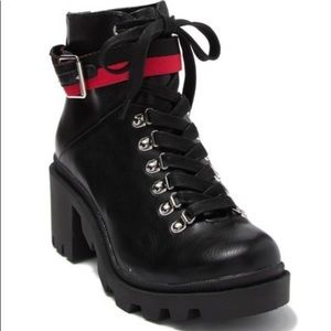 Steve Madden Boots (worn once)
